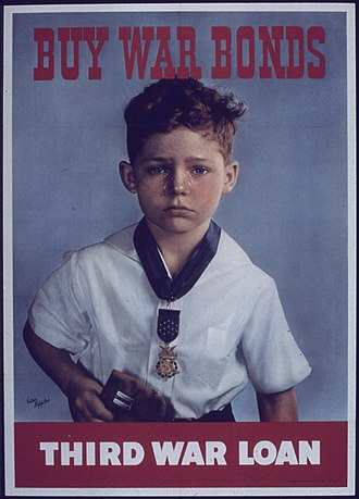 "Victor Keppler - Image: ""Buy War Bonds"" NARA 514000"