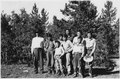 """Cattle crew at Wind River Agency"" - NARA - 293439.tif"