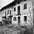 """""""Hram"""" (hiša, skedenj in štala- hlev), Vedrijan 1953.jpg"""
