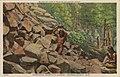 """Milwaukee Public Museum Miniature Group, Aboriginal Quartzite Quarry, Barron County, Wisconsin"" (NBY 24466).jpg"