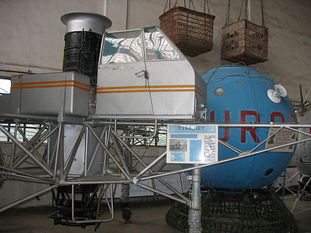 https://upload.wikimedia.org/wikipedia/commons/thumb/7/7a/%22Toorbolyot%22_VTOL_aircraft_and_%22USSR-1%22_high-altitude_balloon_at_Central_Air_Force_Museum_%282%29.jpg/450px-%22Toorbolyot%22_VTOL_aircraft_and_%22USSR-1%22_high-altitude_balloon_at_Central_Air_Force_Museum_%282%29.jpg