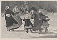 """Winter"" – A Skating Scene – Drawn by Winslow Homer (Harper's Weekly, Vol. XII) MET DP875292.jpg"