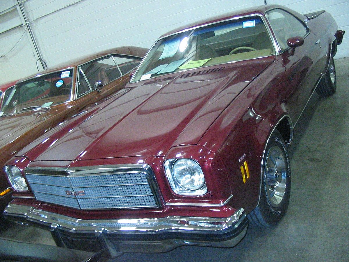 Car Dealers Toronto >> GMC Sprint / Caballero - Wikipedia