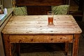 'Haunted table' of The Black Horse Inn, Nuthurst, West Sussex.jpg