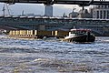 'Resource' tugboat near Blackfriars Bridge, Southwark 02.jpg