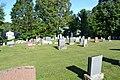 Église Hatley United - cimetière (Hatley, Quebec) - 2.jpg