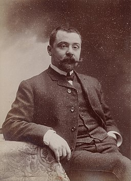 Élie Faure - 1878 - Atelier Nadar