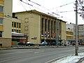 České Budějovice, Senovážné náměstí, Dům kultury.jpg