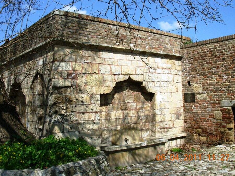 Mehmed Paša Sokolović's Fountain