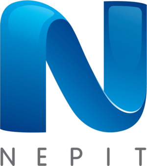New Hellenic Radio, Internet and Television - NERIT logo