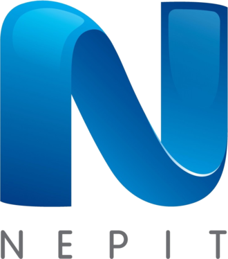 New Hellenic Radio, Internet and Television - NERIT logo