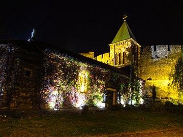 Београдска тврђава (Богородичина црква Ружица).jpg