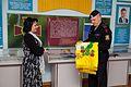 Бойовий прапор Керченської бригади НГУ переданий до Центрального музею НГУ 9682 (26317532881).jpg