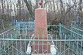 Братська могила радянських воїнів. с. Очеретянка, на кладовищі 03.JPG