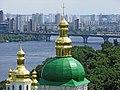 Вид Днепра от Киево-Печерской лавры - panoramio.jpg