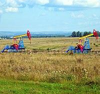 Добыча нефти - panoramio.jpg