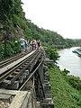Железная дорога вдоль реки Квай.JPG