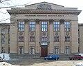 Здание, где раньше находилось управление печорской железной дороги.JPG