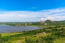 Колыванское озеро, вид на юг, Змеиногорский район, Алтайский край.jpg