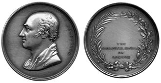 Wollaston Medal - The Wollaston Medal