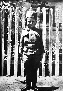 youngest soldier-participant in the First World War