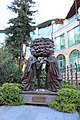 Памятник Петру и Февронии Муромским в Сочи.JPG