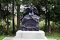 Памятник русскому 55-му Волынскому пехотному полку. (T3-2010).jpg