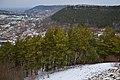 Пізня весна над Кременецькими горами.jpg