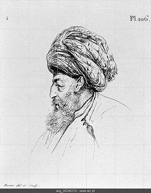 Mustafa Pasha (Egypt) - Mustafa Pasha, commander of the Turkish troops at the Battle of Abukir on June 25, 1799