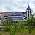 Спортивный комплекс «Студенческий». Салехард - panoramio.jpg