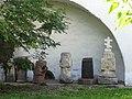Старые надгробия Новоспасский монастырь Москва.JPG