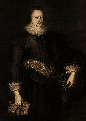 Martin Lister (MP) - Portrait of Sir Martin Lister, Knight, 1626, by Robert Whight