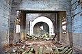 Тараща. Закинута Покровська церква. 1862 р. Інтер'єр.jpg