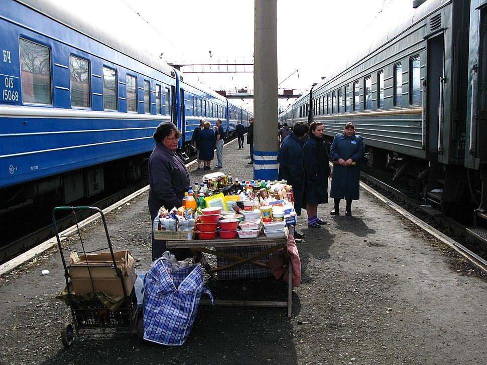 Транссибирска железница