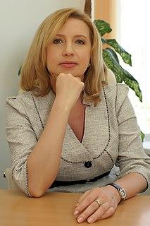 Svetlana Uvarova Psychoanalyst
