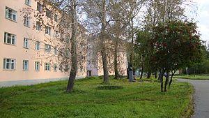 Belomorsk - Pashkova Street in Belomorsk