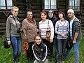 Участники фольклорной экспедиции в Юринский р-н РМЭ с Л.В. Фроловой.jpg