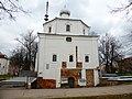 Церковь великомученика Георгия на Торгу, Ярославово Дворище, Великий Новгород.jpg