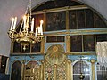 Церковь д. Барута. Внутреннее убранство храма.jpg