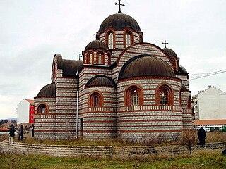 Church of the Nativity of the Theotokos, Obilić