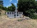 Արցախյան ազատամարտում զոհվածներին նվիրված խաչքար Քարահունջ գյուղում.jpg