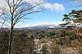 二本松城(霞ヶ城)からの風景 - panoramio - くろふね.jpg