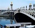 从阿历山大三世桥看荣军院©Paris, musée de l'Armée.jpg