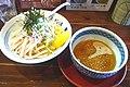 冷やしつけ麺(野田醤油ラーメン麺屋あじくま).jpg