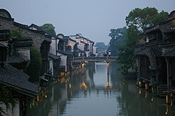 Wuzhen in Tongxiang