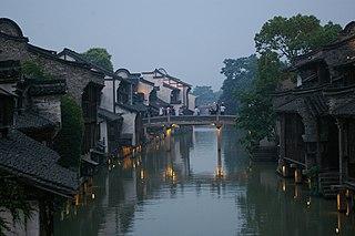 Tongxiang County-level city in Zhejiang, Peoples Republic of China