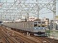 東急8500系8637F「TOQ-BOX」シャボン玉車・ステッカー撤去後.JPG