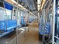 行驶中空荡荡的地铁车 - panoramio.jpg
