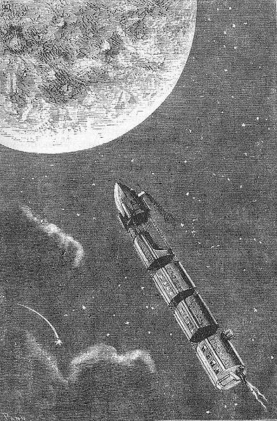 an analysis of from the earth to the moon by jules verne Find all available study guides and summaries for from the earth to the moon by jules verne if there is a sparknotes, shmoop, or cliff notes guide, we will have it listed here.