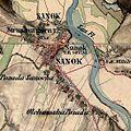 01869 Sanok am San, Franzisco-Josephinische Landesaufnahme 1809-1869.jpg